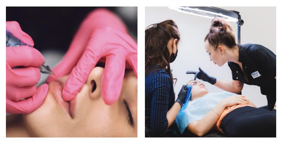 Школа перманентного макияжа Makeuptattoo